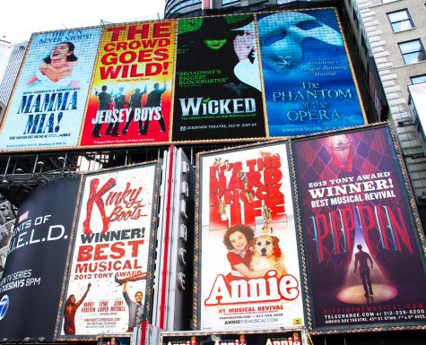 "As the nation fights through   the pandemic, famous shows such as ""Hamilton,"" ""BeetleJuice"" and ""Mean Girls"" have been postponed. However, some shows have been switched to be viewed on certain streaming services, below are a few musicals available online."
