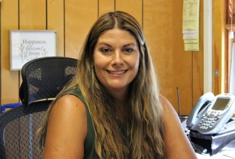 Principal Pia Damonte will leave DPMHS after a year for a new principal position at Vista Middle School.