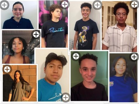 Freshmen fresh faces