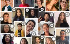Familiar faces: juniors