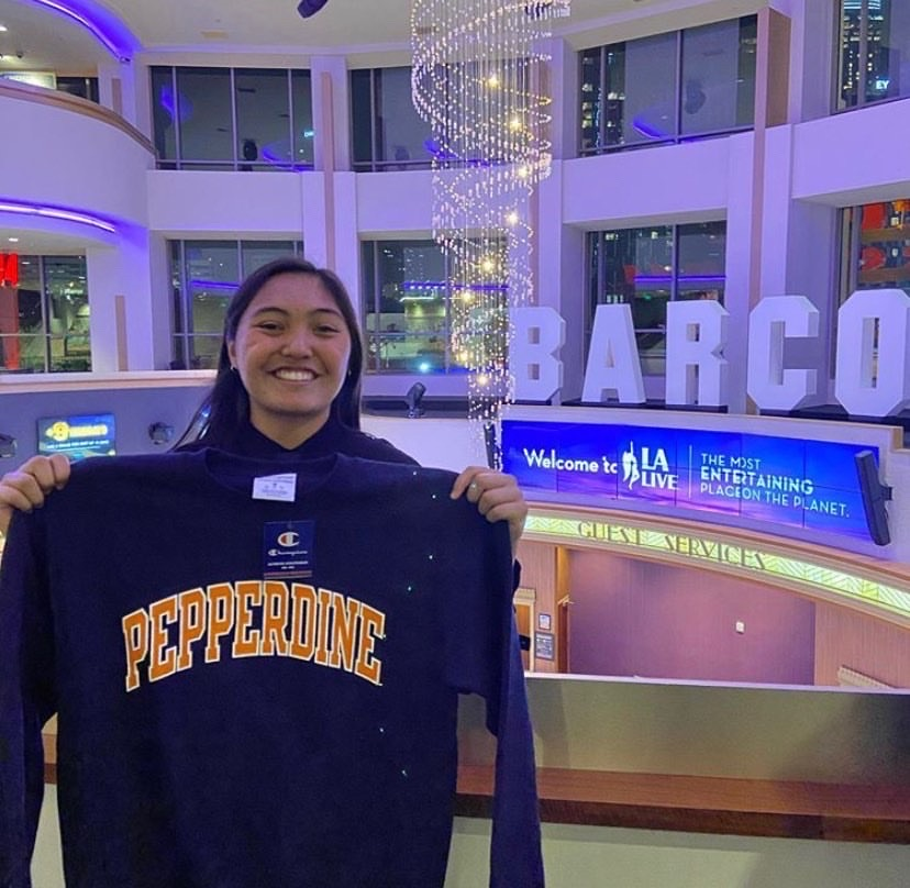 Alumni Keona Paniagua is attending Pepperdine University after she was selected for the Posse Foundation scholarship. She finds it hard to make meaningful connections with her classmates through Zoom.