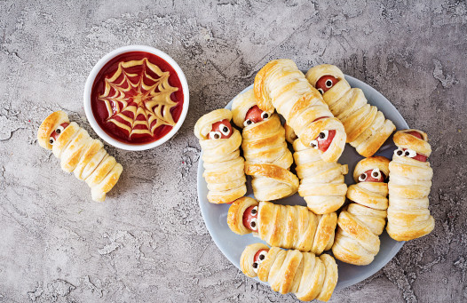 """Trick or treat"" treats to whip up for Halloween"