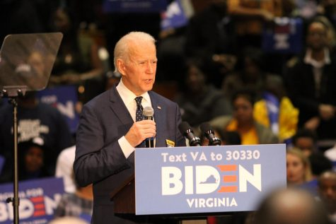 Students react to Biden's win in historic 2020 presidential election