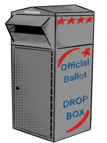 Record numbers of Americans cast their ballots for the 2020 presidential elections. Due to the coronavirus pandemic, many voted by mail, dropping off their ballots at community drop boxes.