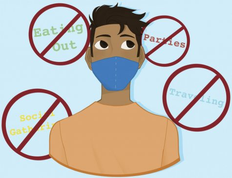 As COVID-19 cases in California, especially in Los Angeles County, rise, taking precautions such as wearing a mask, social distancing and avoiding unnecessary gatherings are crucial.