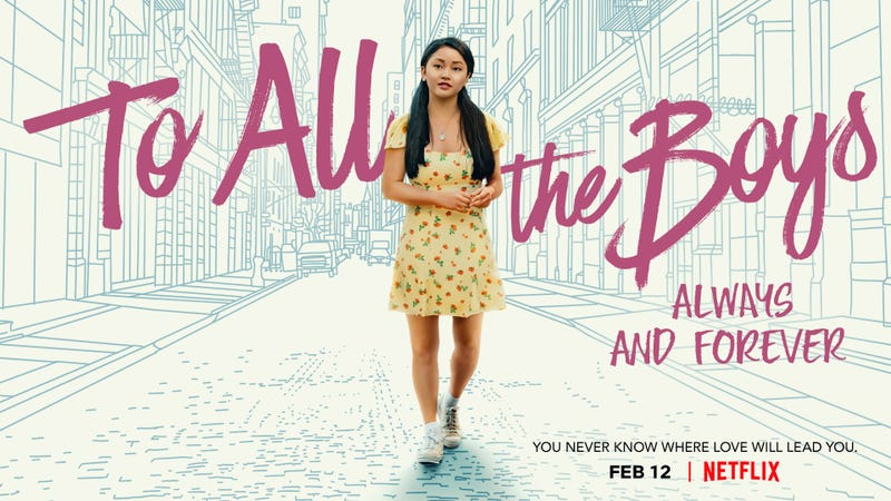 "Closing up the trilogy that follows Lara Jean's love story and high school journey, ""To All the Boys: Always and Forever,"" brings a whirlwind of events for our protagonist to face in the next chapter of her life."