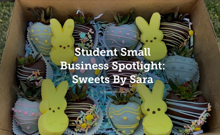 Small business spotlight: Sweets by Sara