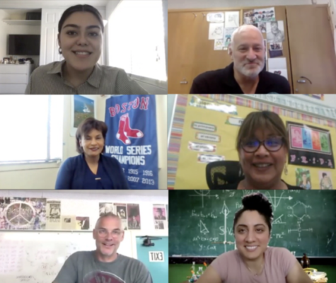 50 Questions with DPMHS teachers