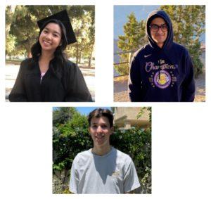 Class of 2021 valedictorians, salutatorian surpass expectations despite difficult year