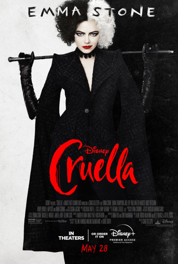 """Summer movies are beginning to flood our screens, among them is """"Cruella"""" by Disney+ which was released on May 28."""