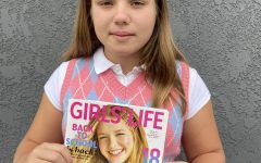 Online Editor-in-Chief Delilah Brumer interned this summer for the magazine Girls Life Magazine.