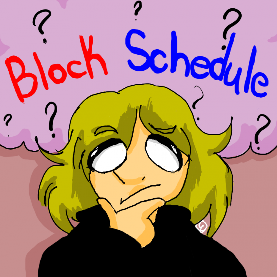 As the end of the first mester approaches, students still have mixed feelings about the block schedule.